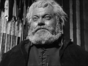 mame cinema ORSON WELLES - L'UOMO VITRUVIANO DEL CINEMA falstaff the independent