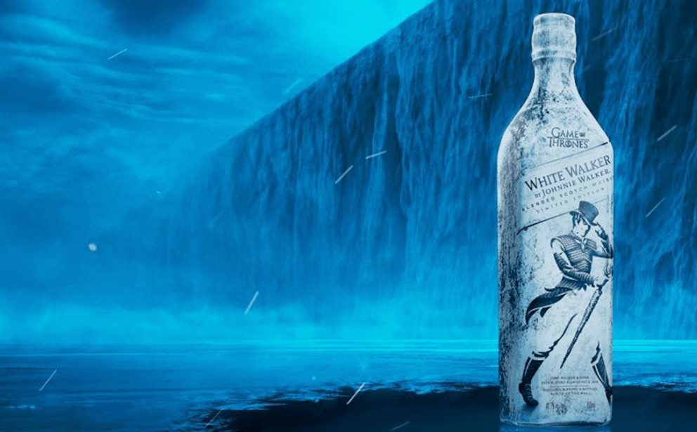 WHITE WALKER – WHISKY ISPIRATO A GAME OF THRONES