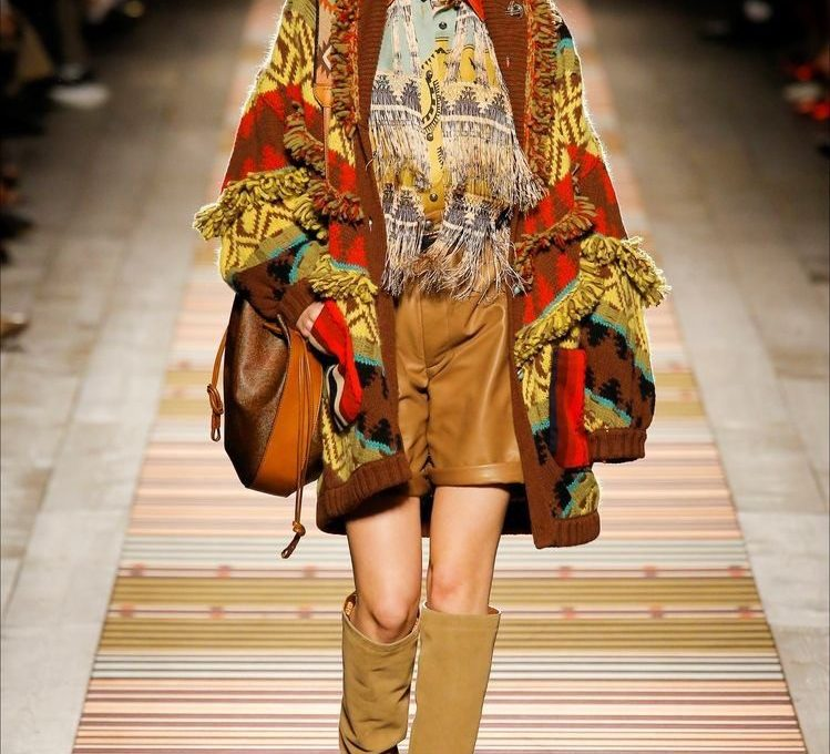 OUTFIT ETRO FW 2018/2019