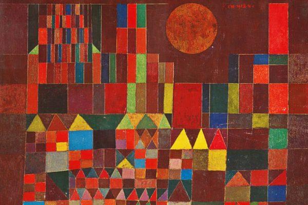 Mame arte PAUL KLEE: ALLE ORIGINI DELL'ARTE AL MUDEC opera4