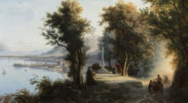 Mame arte ROMANTICISMO: STORIE, VOLTI E LUOGHI DELL'ITALIA MODERNA smargiassi