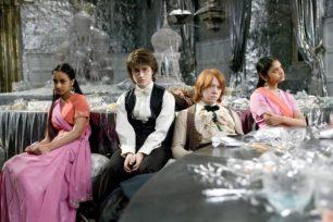 Harry Potter e il calice di fuoco - Stasera in tv. Scena del Ballo del Ceppo.