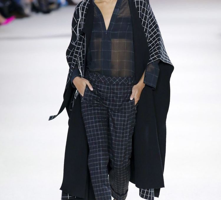 OUTFIT AKRIS AUTUNNO/INVERNO 2018