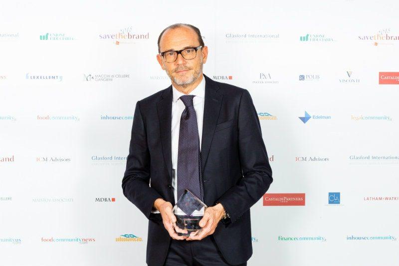 Pollini riceve il premio Innovazione di Prodotto. Marco Piazzi