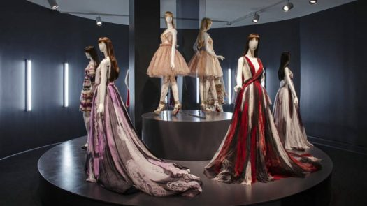 Rodarte in mostra al NWMA di Washington. Scatto mostra