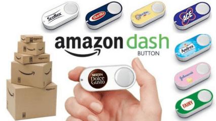 Amazon Dash, regali di Natale high-tech