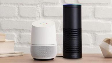 Google home ed Amazon Echo