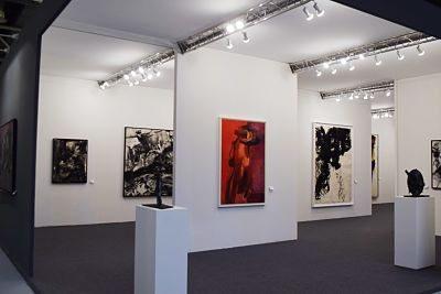 arte: artefiera 2019 apre l'arte respira. arte fiera 2019