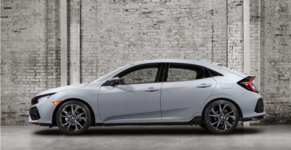 Honda Civic 1.6 i-DTEC profilo