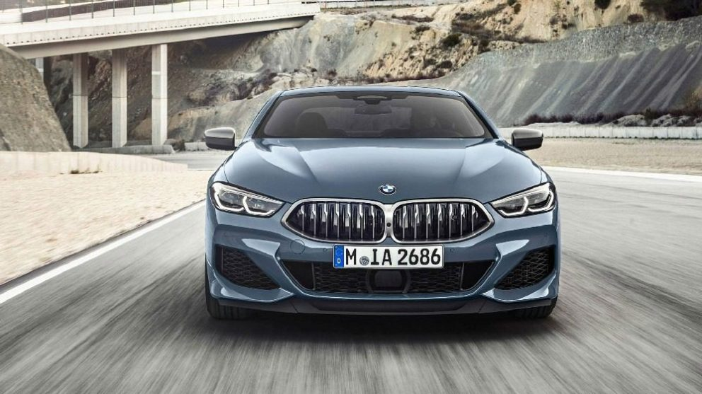 Nuova BMW Serie 8 con tecnologia night vision