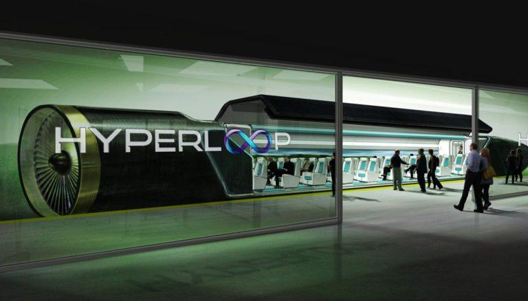 Hyperloop, il treno a levitazione magnetica del tutto ecosostenibile