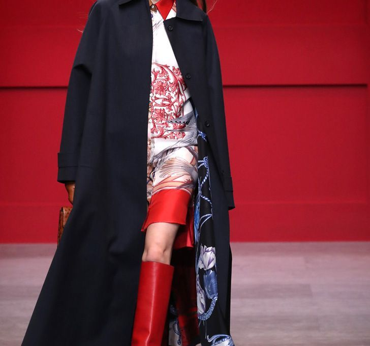 OUTFIT SALVATORE FERRAGAMO WINTER 2019