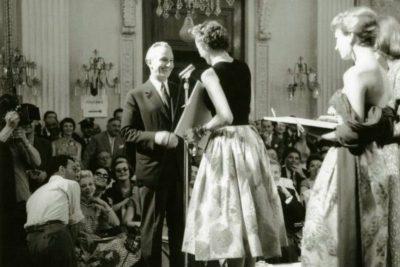 Il Made in Italy compie oggi 68 anni. Giorgini sala Bianca Palazzo Pitti