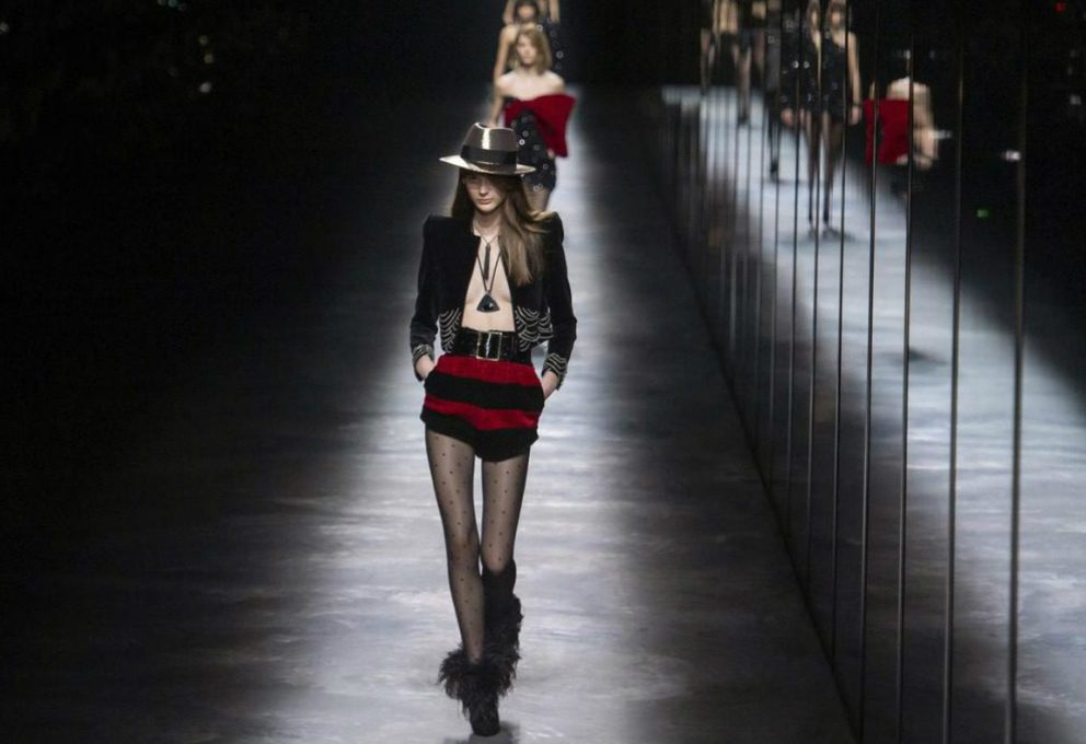 SAINT LAURENT FW19, L'INADEGUATEZZA DI VACCARELLO