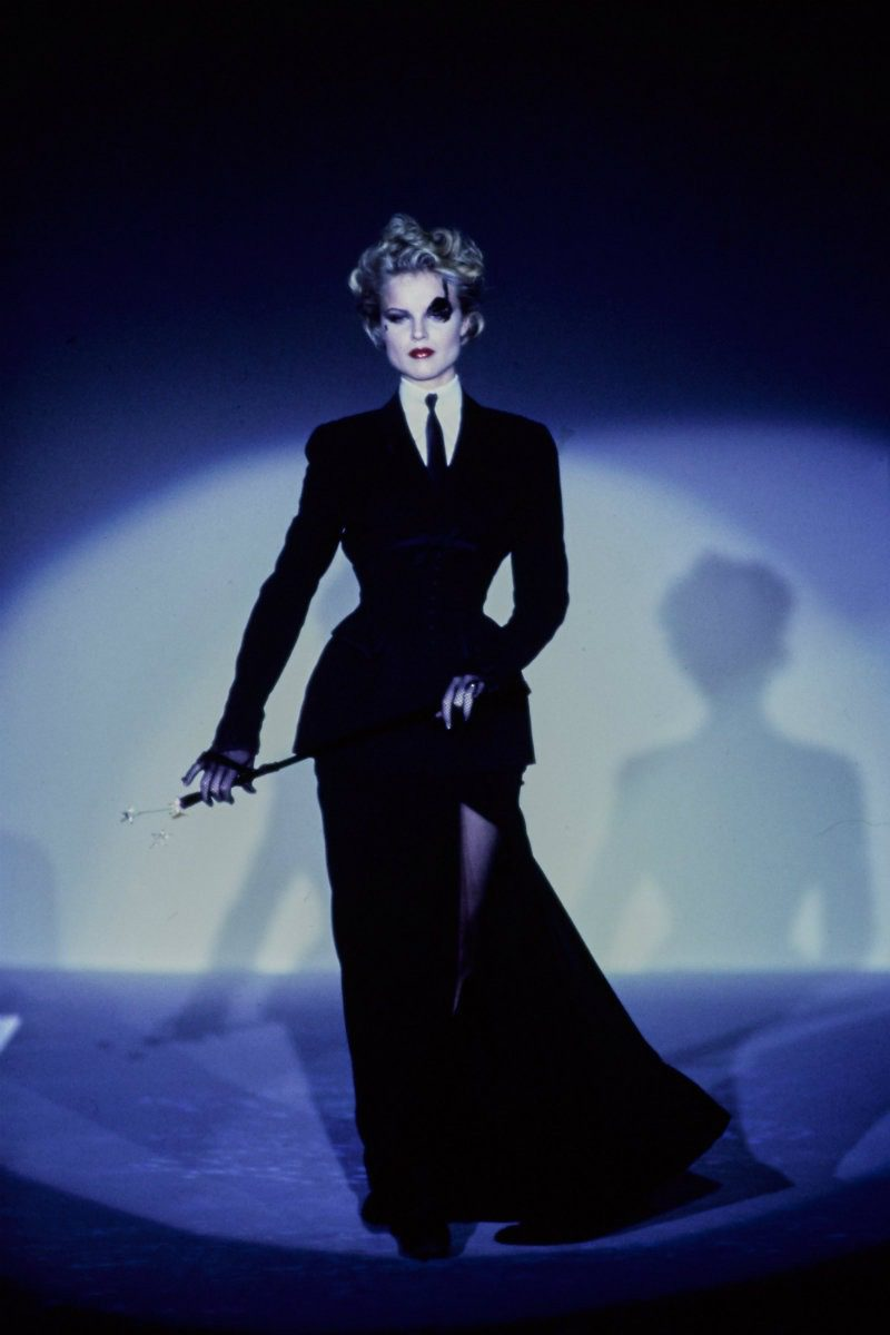 Thierry Mugler in mostra al MMFA. Look Haute Couture 1997