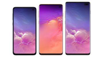 nuovo Samsung Galaxy S10 le dimensioni