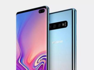 Nuovo Samsung Galaxy S10 fotocamere