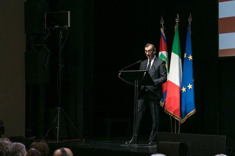 Il Sindaco Sala alla XXII Triennale di Milano