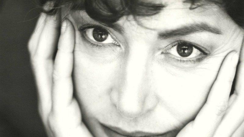 Monica Bolzoni ritratta da Fabrizio Ferri