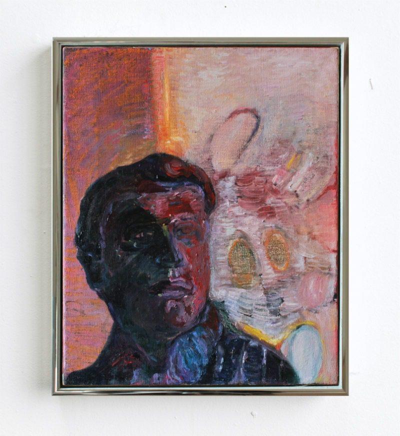 Un dipinto di Paola Angelini