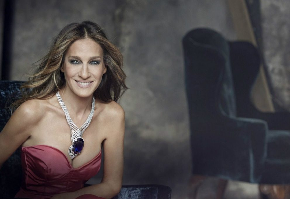 BUON COMPLEANNO SARAH JESSICA PARKER