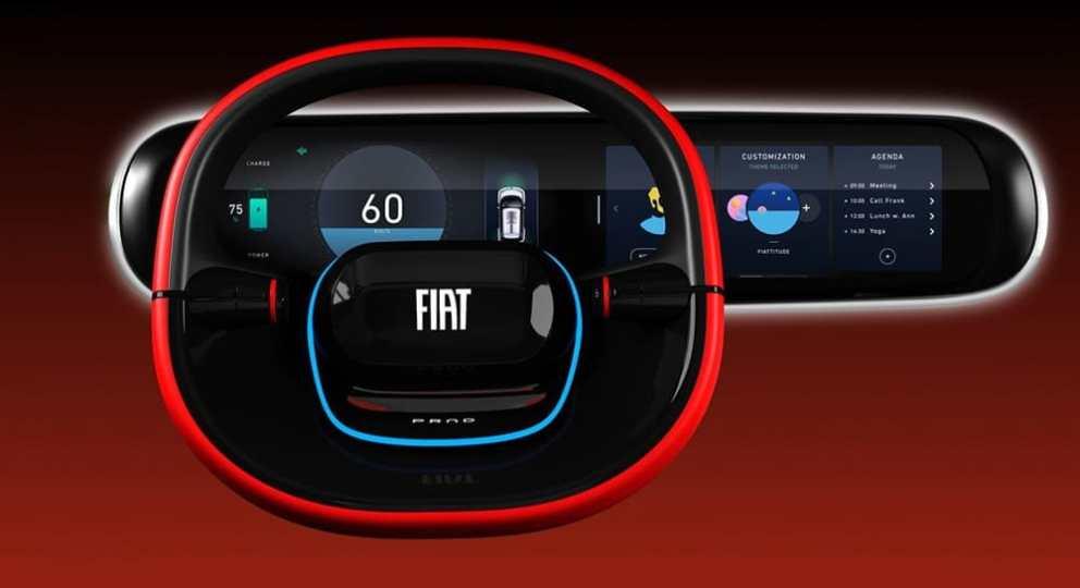Fiat Centoventi - dedicata ai millennials
