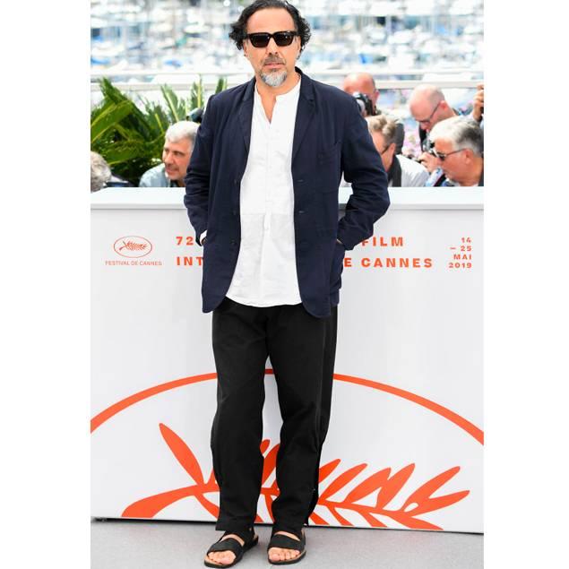 Inarritu a Cannes 2019