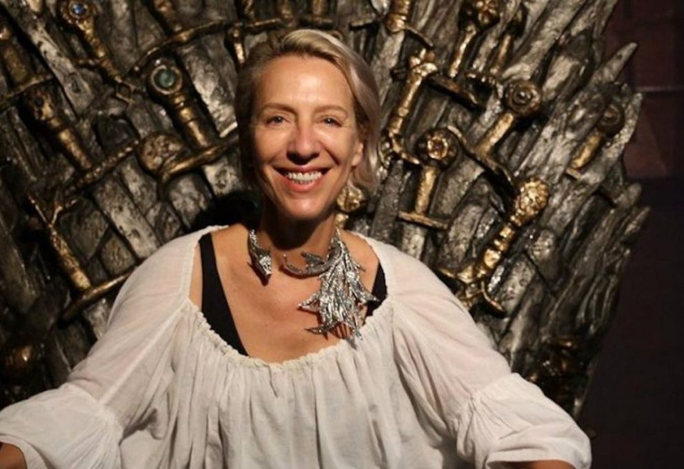 MICHELE CLAPTON, LA DESIGNER DI GAME OF THRONES