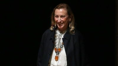 Miuccia Prada addio pellicce