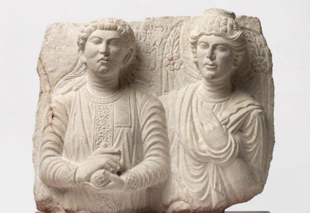 IN ARRIVO LA MOSTRA DELL'ARTE DI PALMIRA