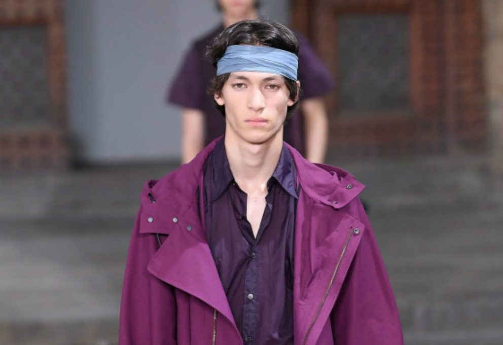 SALVATORE FERRAGAMO, DEBUTTO PER PAUL ANDREW