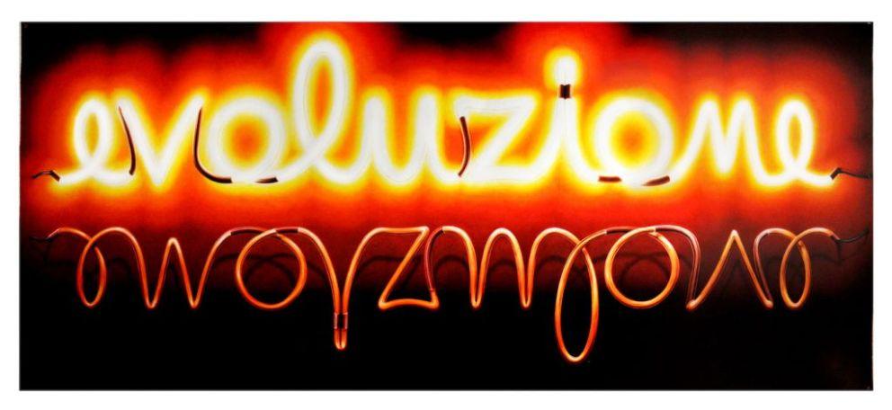 Mame arte WOPART 2019, WORK ON PAPER FAIR Paolo Amico On-Off, 2019 penne a sfera su carta, 59×137,5 cm Foto di: Paolo Amico Courtesy the artist and Floris Art Gallery