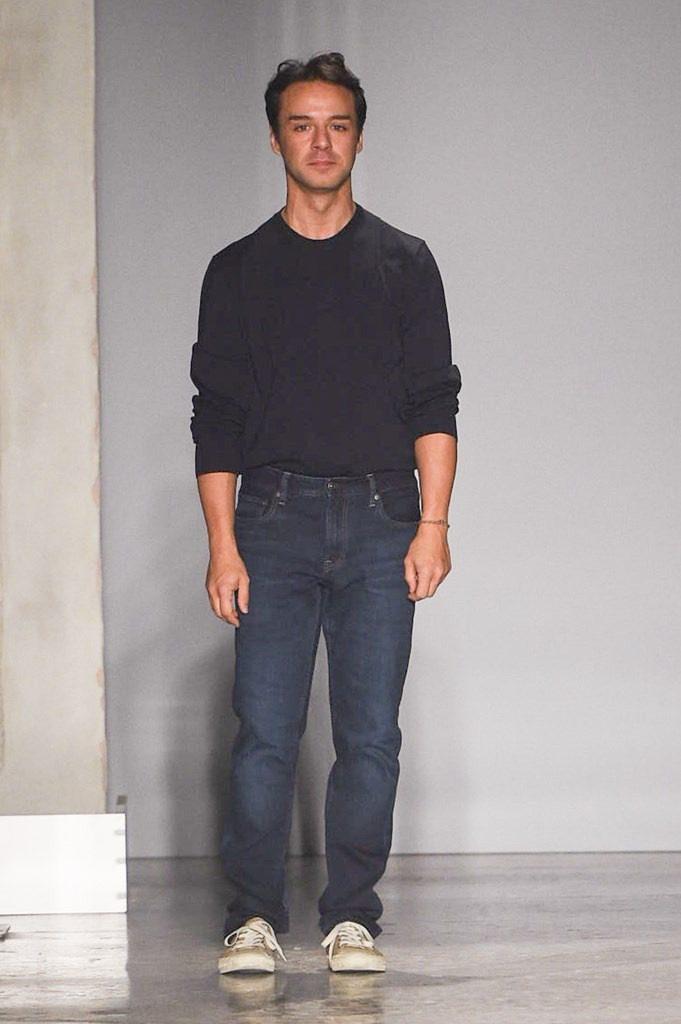 moda: Gabriele Colangelo sofisticato minimalismo