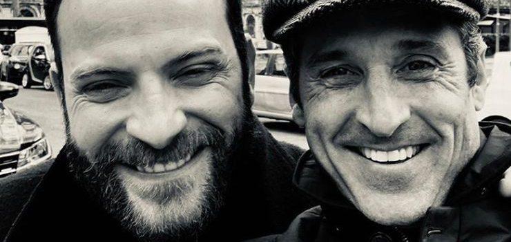 Spettacolo: Alessandro Borghi e Patrick Dempsey in 'Devils'