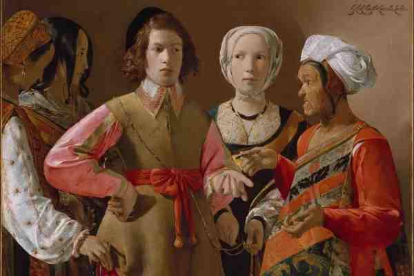 L'Europa della luce di Georges la Tour in mostra a Palazzo Reale dal 7 febbraio