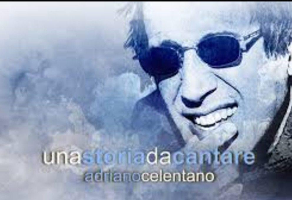UNA STORIA DA CANTARE SU RAI1: ADRIANO CELENTANO