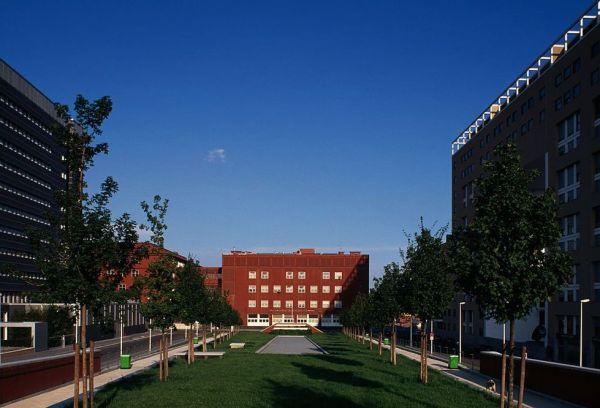 Bicocca. L' ultimo lavoro di Gregotti riguarda non un'architettura ma un'intera, nevralgica parte di Milano