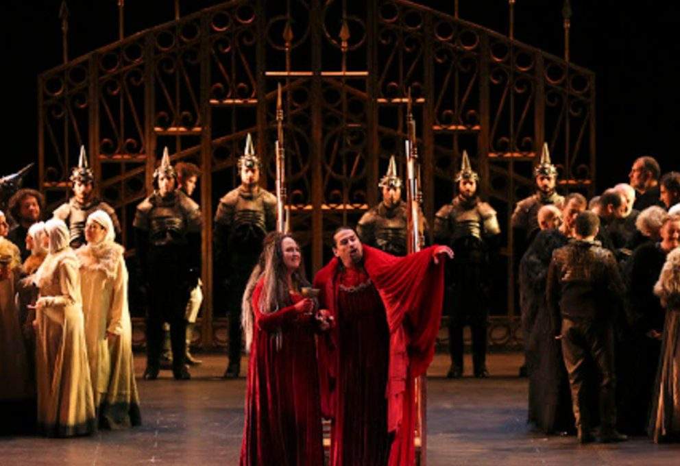 DALLA ROYAL OPERA HOUSE DI LONDRA A RAI 5: IL MACBETH DI VERDI