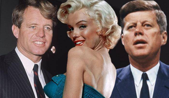 I DUE KENNEDY E L'ASSASSINIO DI MARILYN
