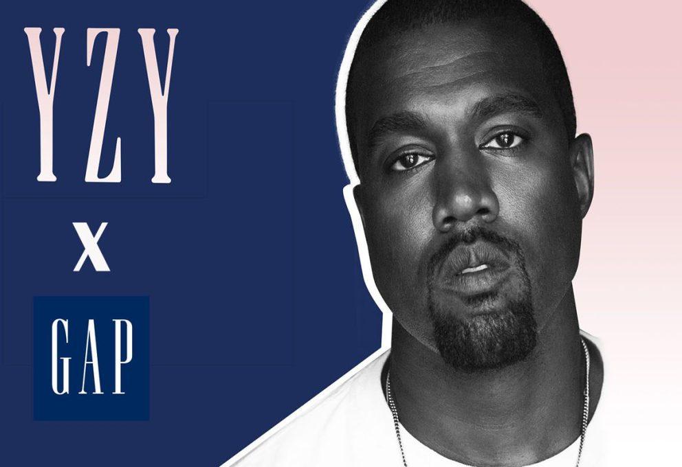Kanye Westsi allea con Gap e il titolo vola