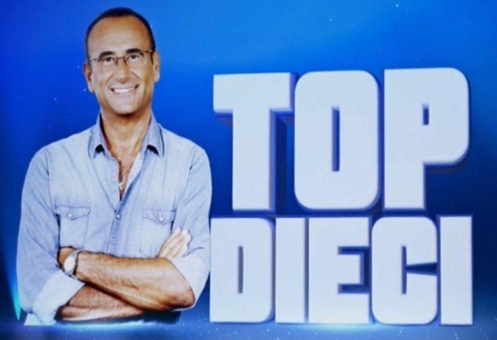 CARLO CONTI TORNA CON LA SECONDA PUNTATA DI TOP DIECI: ANTICIPAZIONI