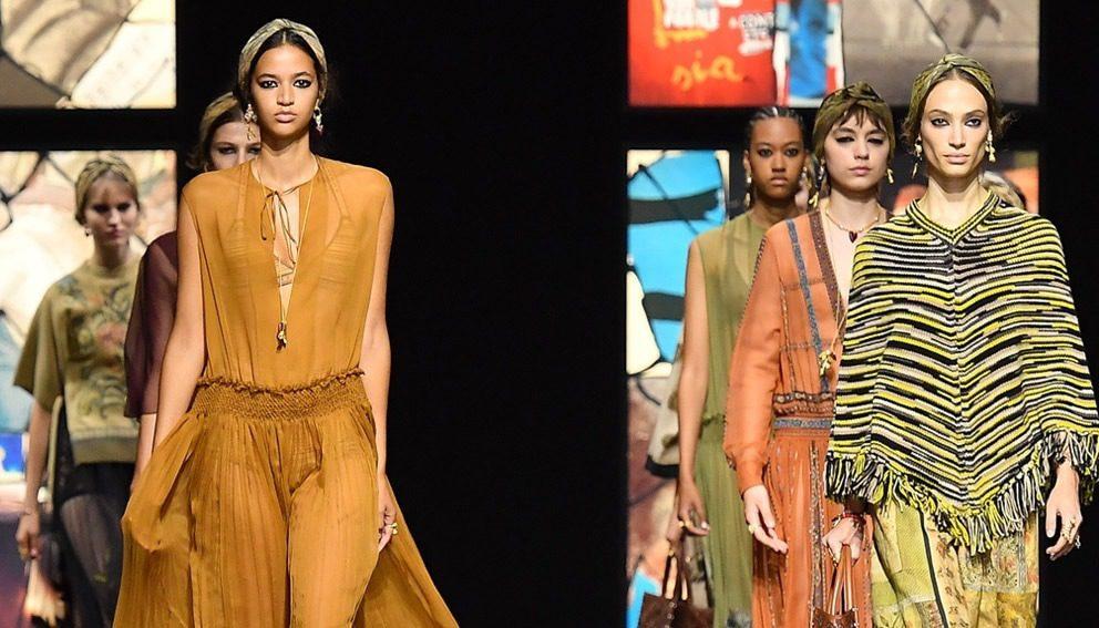 Il Make Up Dior per la collezione primavera/estate 2021