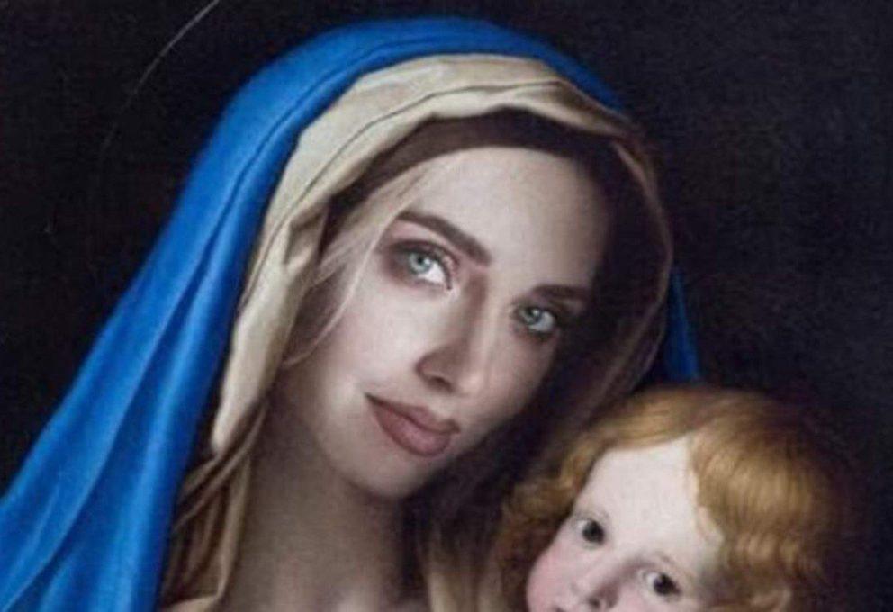 Chiara Ferragni denunciata: vestita da Madonna è ritenuta offensiva