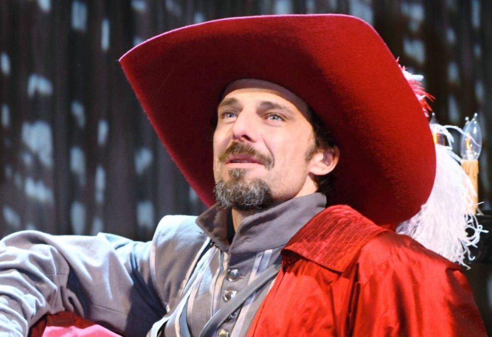 Alessandro Preziosi è Cyrano de Bergerac, stasera su Rai 5