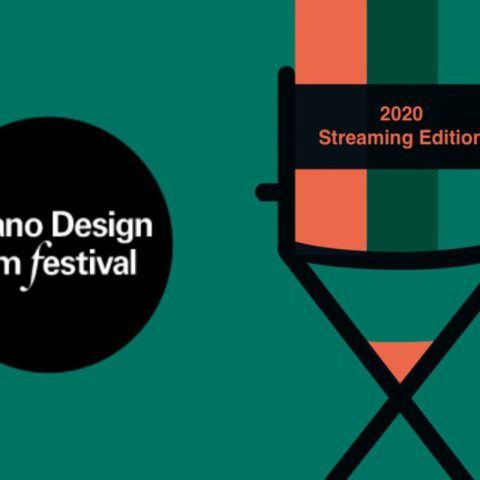 Dal 6 all'8 novembre Milano Design Film Festival 2020