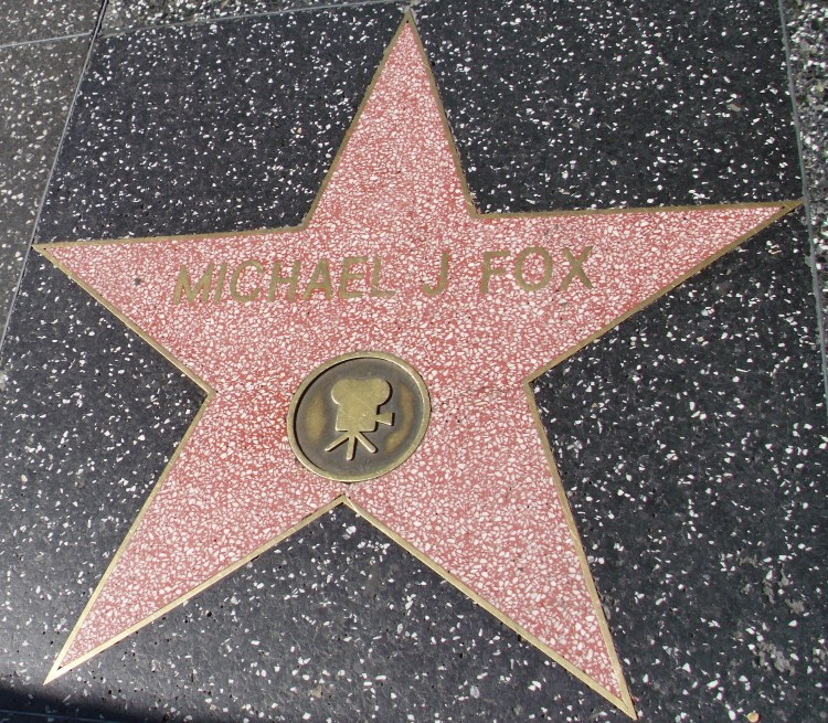 Canadians Stars Hollywood Walk of Fame
