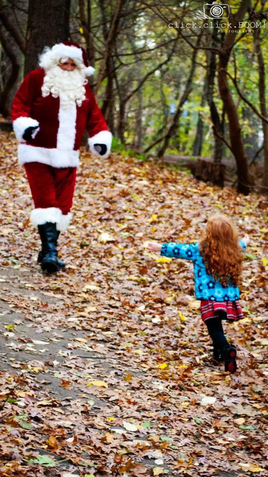 Greetings Santa
