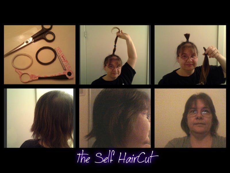 the ponytail haircut