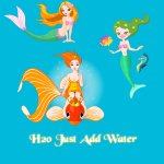 H20 Just Add Water TV Series for Kids