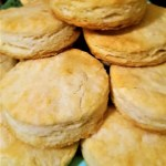 Tea Biscuits – The Anytime Rolled Biscuit
